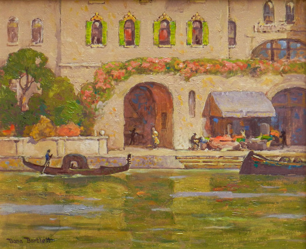 Dana Bartlett - Afternoon in Italy