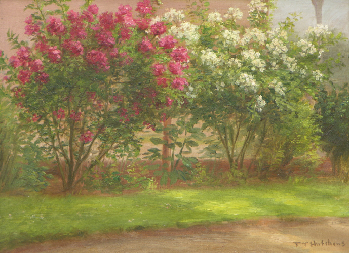 Frank Townsend Hutchens - Spring Blossoms