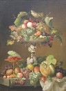 Charles (Carl) Baum - Still Life with Fruit