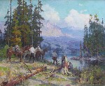Jack Wilkinson Smith - Planting Trout in the Sierra