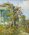 William C. Adam - Cottage Garden