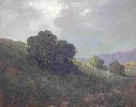 John Bond Francisco - Sunlit Hillside