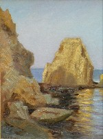 Frank Cuprien - Sugar Loaf - Catalina