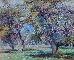 John Frost - Live Oaks, Lucky Baldwin Ranch
