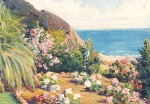 Kathryn Leighton - Seaside Flowers, La Jolla