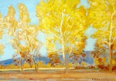 E. Martin Hennings - Autumn Colors