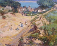 Mary Bradish Titcomb - In the Dune Country