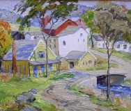 Irene Trevorrow - The Old Cider Mill