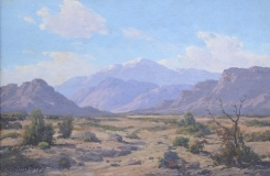 Joseph Frey - Desert Morning