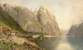 Anders Monsen Askevold - Norwegian Fjord Landscape