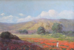 Frederick Alexander Pawla - Among the Poppies