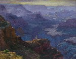 Edward Henry Potthast - Grand Canyon