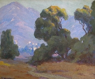 Jean Mannheim - Sierra Madre,  Early Morning