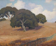 Arthur Hill Gilbert - The Golden Hills