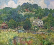 Charles Reiffel - Summer in North Wilton