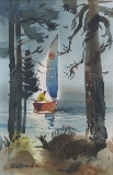 Robert E. Wood - Sailing