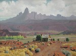 James Swinnerton - Desert Homestead